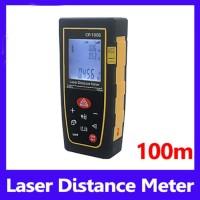 Laser Distance Meter 100 Meter Meteran Digital 100M CP100S UkurJarak M