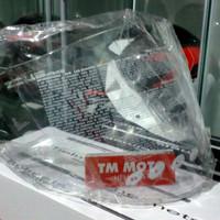 Visor Clear Zeus Z611C / ZS611C.