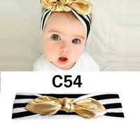 bando kelinci bayi dan anak kombinasi C54
