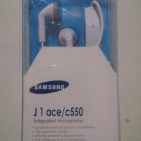 HEADSET - HANDSFREE SAMSUNG J1 ACE - C550