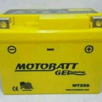 Dijual Aki Motobatt Mtz5S Utk Motor Honda Beat, Vario, Scoopy, Spacy