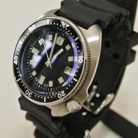 Jam Tangan Homage Seiko 6105 Vintage Automatic NH35 Diver Watch