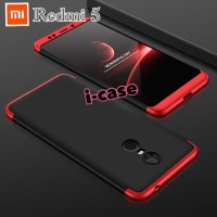 Redmi 5 case 360 super protect - xiaomi redmi 5