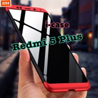 Redmi 5 Plus case 360 super protect - xiaomi redmi 5 plus