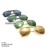kacamata vintage bung karno kaca mata aviator square 292