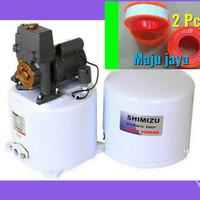 Pompa air sumur dorong SHIMIZU booster hitachi wasser sanyo 250 watt
