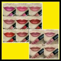 Make Over Intense Lip cream matte original