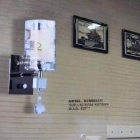 lampu dinding minimalis dekorasi minimalis kamar tidur 8023-1