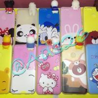 Softcase Peep Case Xiaomi Mi5X/Mi 5X/Case Intip/3D Cartoon/ Softshell