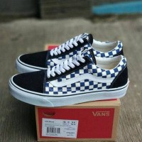 Sepatu VANS Old Skool Anonim waffle dt made in china Size 40-44