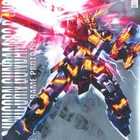 MG Unicorn Gundam 02 Banshee titanium finish ver