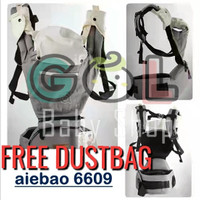 [GOL] GENDONGAN BAYI 4 IN 1 HIPSEAT BABY CARRIER AIEBAO 6609