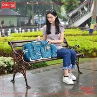 Dialogue Baby Tas Besar Perlengkapan Bayi Emerald Series DGT 7403