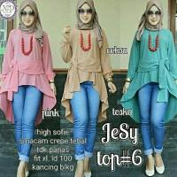 Jesy top blouse Atasan wanita