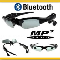 Kacamata Stereo Musik Sunglasses Bluetooth Music Handsfree