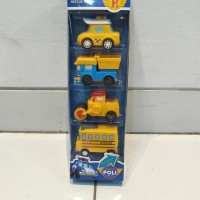 mainan anak robocar poli isi 4