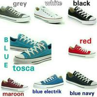 Sepatu Converse All Star+Freebox