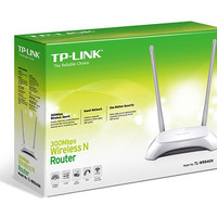 TP-LINK TL-WR840N 300MBps Wireless N Router White