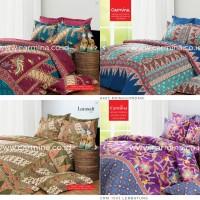 Sprei Batik Modern khas Indonesia Carmina uk King/Queen [Harga Promo]