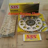 Gear Set SSS 428 Vixion Lama / New Vixion / Byson / MX King