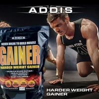 ADDIS Nature Harder Gainer 2 lb 2lb New Package Original