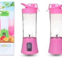 USB Blender Portable Rechargeable Blender Usb / Shake n Take Juice Cup