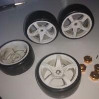 ban velg rc drift bisa dipakai di wl toys vortex a979