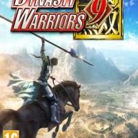 Dynasty Warriors 9 10 DVD