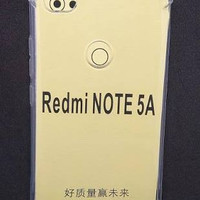 Case Redmi Note 5A Softcase Anti Crack
