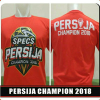 jersey persija champion 2018