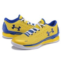 UNDER ARMOUR STEPHEN CURRY 1 LOW YELLOW