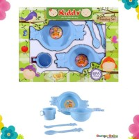Kiddy Tempat Makan Bayi / Feeding Set Bayi
