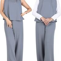 Raindoz Dress Muslim Wanita Original Kota Bandung - Raindoz RWH 020