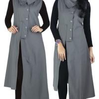 Raindoz Atasan Kasual Wanita Muslim Berkualita - Raindoz RKO 021