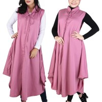 Raindoz Baju Dress Casual Wanita Murah Berkualitas - Raindoz RSG 031