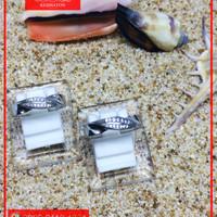 cincin kawin palladium dan emas kuning PLD&EK003