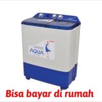 Mesin Cuci 2 tabung Sanyo Aqua 780XT
