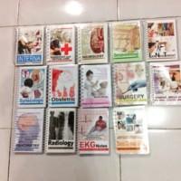 Buku Medical Mini Notes 1 paket (14 buku) Terbaru