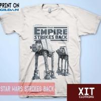 Kaos Gildan DTG Movie / Film Star Wars Strike Back