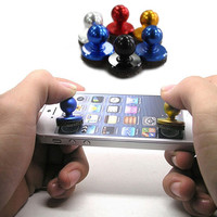 Mobile joystick / joystick gaming smartphone model pion catur