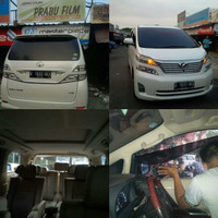 kacafilm spectrum paket pemasangan full kaca Large Car