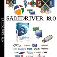 SAM DRIVER  18.0  4DVD