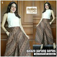 Kulot Batik Pallazo Parang Series. Puspa Kencana Batik.