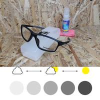 kacamata sporty paket promo free lensa transition