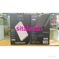 Acmic C10PRO Powerbank 10000mAh Quick Charge 3.0 + PD Power Delivery