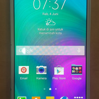 samsung A5 2015 white charjer only