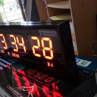 jam digital 4819 jumbo besar untuk dinding