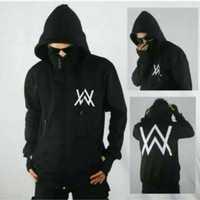 Jaket pria murah/jaket fleece tebal/jaket AW ninja black/jaket sweater