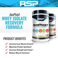 rsp whey isolate isopost 2lbs