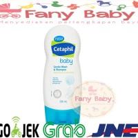 Cetaphil Baby Gentle Wash and Shampoo 230ml sabun Sampo Bayi